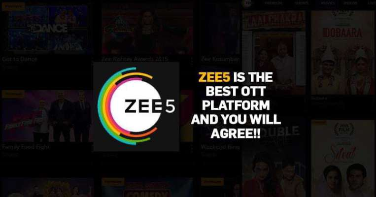 Top Five Series by ZEE5 That One Must Not Miss  Top Five
